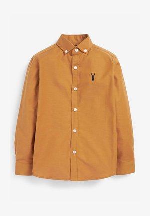 OXFORD - Košile - ochre