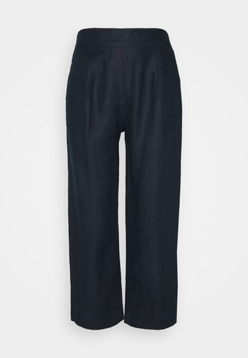 TROUSER - Kalhoty - dark blue
