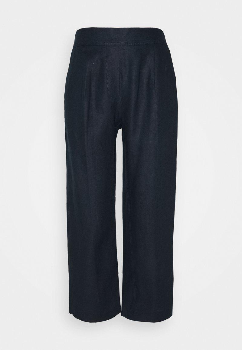 Marks & Spencer London - TROUSER - Kalhoty - dark blue
