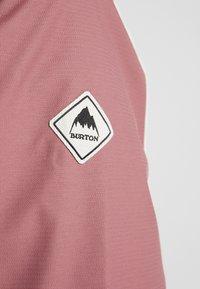 Burton - SADIE - Parka - rose brown - 5