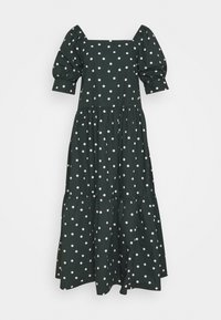 EDITED - JILL DRESS - Maxi šaty - dark spruce - 4