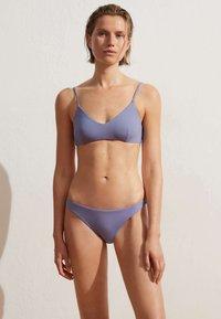 OYSHO - Bikini top - purple - 1