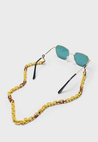 Stradivarius - FEINE BRILLENKETTE 00110011 - Autres accessoires - gold - 3