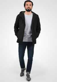 Solid - TOLDEN - Outdoor jacket - black - 1