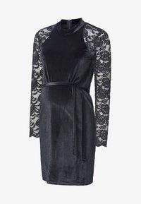 MAMALICIOUS - Vestido informal - black - 4