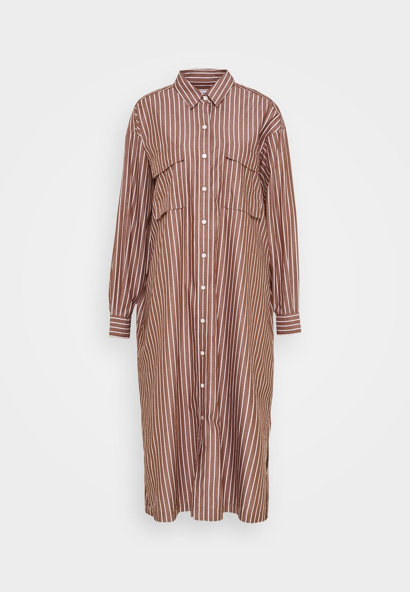 CLOSED - LINA - Košilové šaty - red