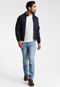 Ben Sherman - THE CORE HARRINGTON - Blouson Bomber - navy - 1