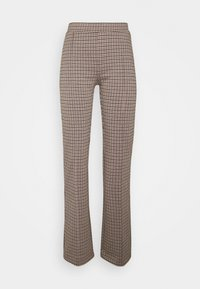 Part Two - PONTAS - Trousers - brown - 0