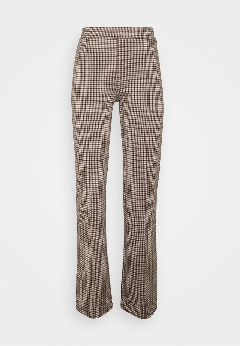 Part Two - PONTAS - Trousers - brown