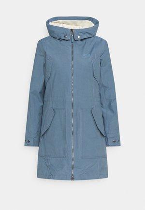 ROCKY POINT - Winter coat - frost blue