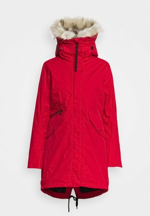 JINNY - Parka - red