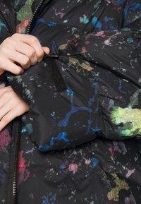 Diesel - JANUA - Winter coat - black/multicolour - 9