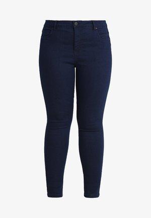 LONG AMY - Slim fit jeans - dark blue
