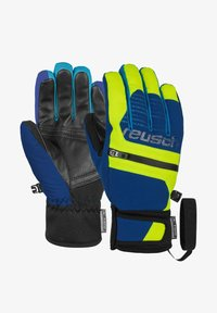 Reusch - Gloves - imper blue/safety yellow - 0