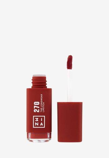 THE LONGWEAR LIPSTICK - Liquid lipstick - 270