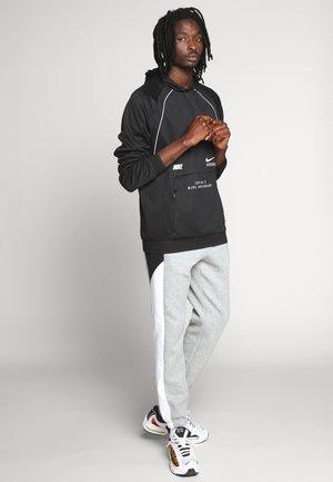 HOODIE - Long sleeved top - black