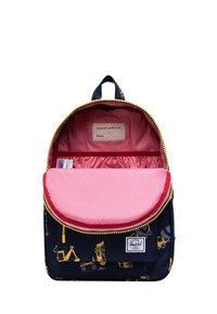 Herschel - School bag - construction zone - 3