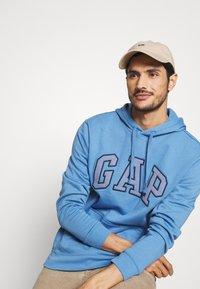 GAP - FILLED ARCH - Sweatshirt - jasper blue - 3