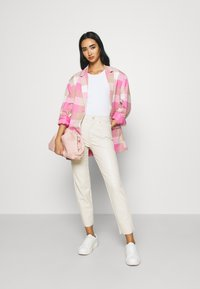 Monki - GRACE - Blazer - pink - 1