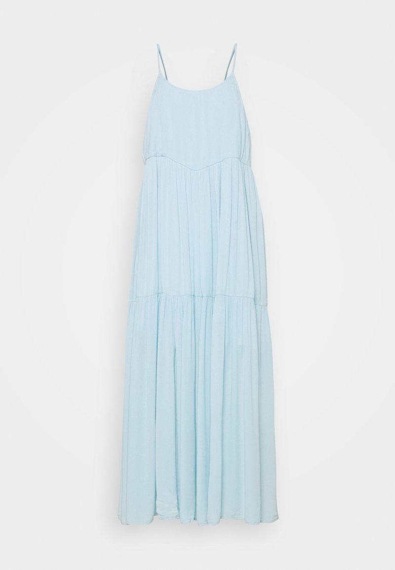 YAS Petite - YASSADINA ANKLE DRESS  - Maxi dress - corydalis blue