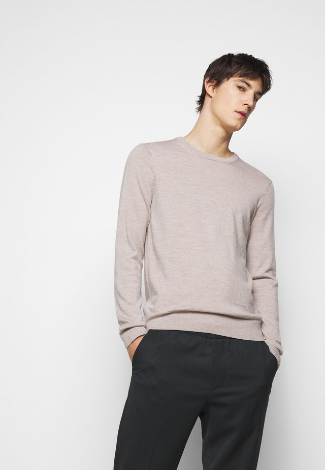 RESPONSIBLE CREW - Pullover - taupe