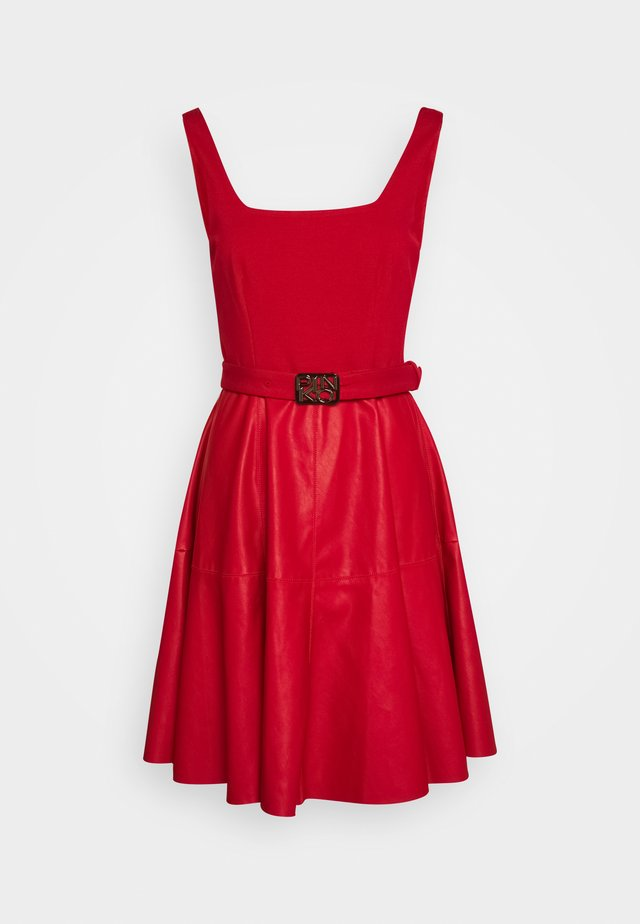 OLIVIERO DRESS - Robe de soirée - red