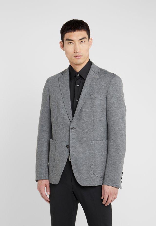 HOVEREST - Blazer jacket - grau