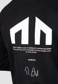 MOROTAI - Sweatshirt - schwarz - 5