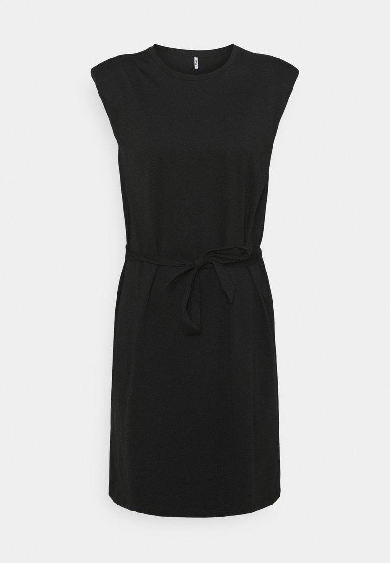 ONLY Tall - ONLJEN LIFE DRESS - Jerseykjole - black