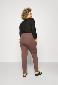 Kaffe Curve - PANTS - Trousers - shopping bag - 2