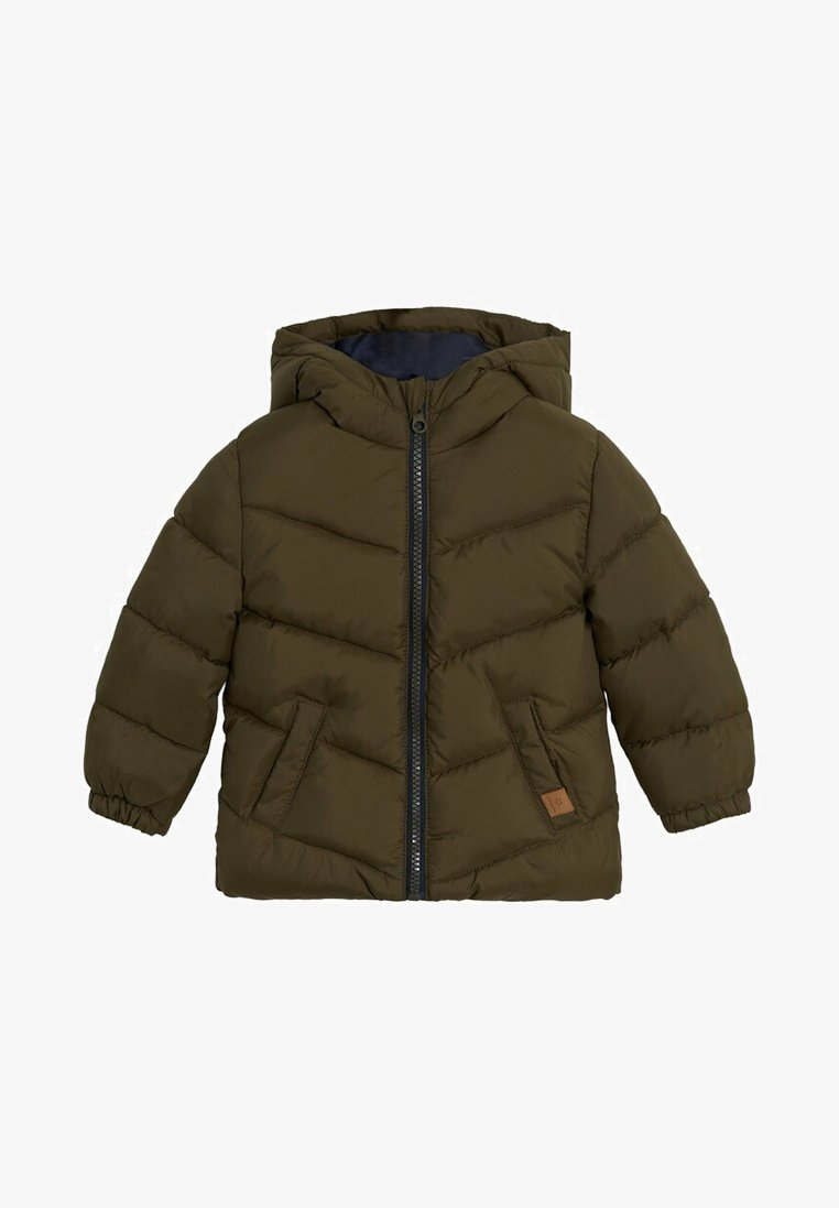 Mango - ALDO7 - Zimní bunda - khaki