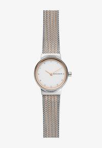 Skagen - FREJA - Montre - silver-coloured/gold-coloured - 1