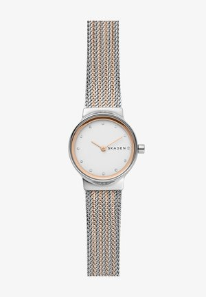 FREJA - Watch - silver-coloured/gold-coloured