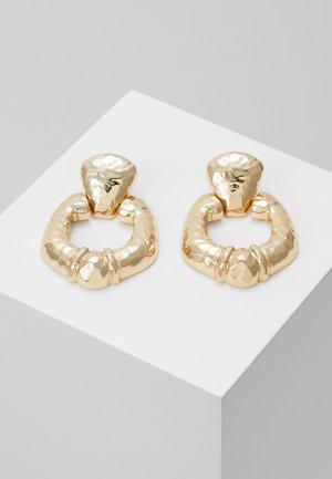ORNATE - Earrings - gold-coloured