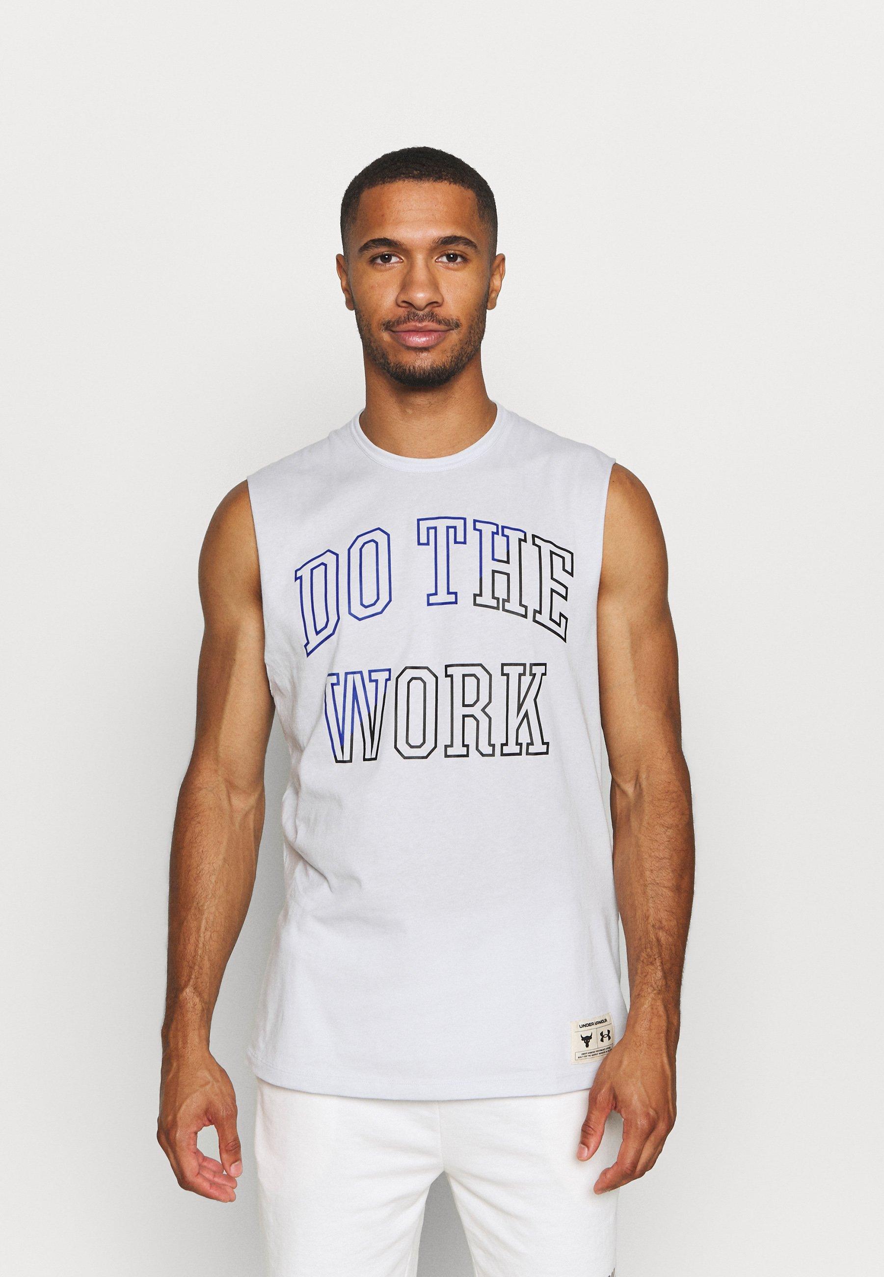 Men SHOW THE WORK - Top