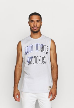 SHOW THE WORK - Top - grey