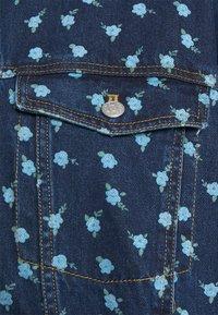 Monki - Denim jacket - blue medium - 3
