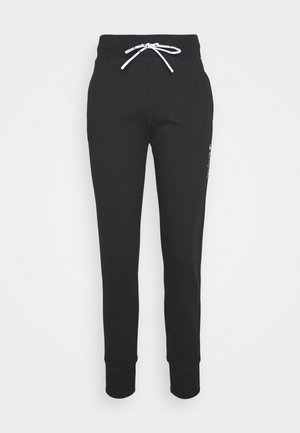 CUFF PANTS ROCHESTER - Pantalon de survêtement - black