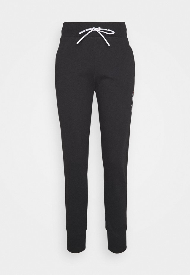 CUFF PANTS ROCHESTER - Tracksuit bottoms - black