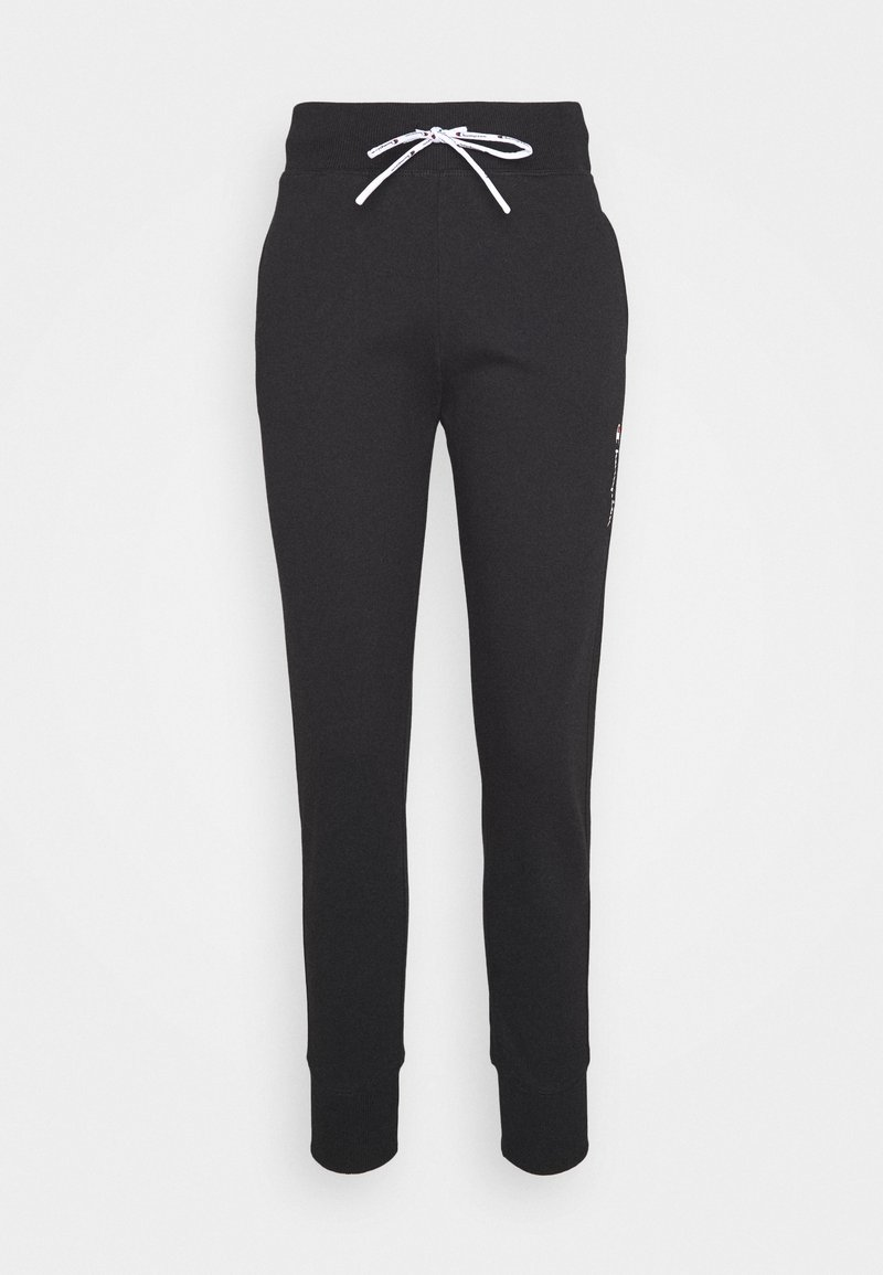Champion - CUFF PANTS ROCHESTER - Tracksuit bottoms - black