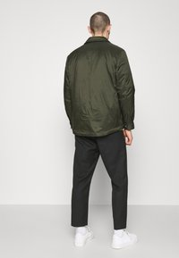 NN07 - COLUMBO  - Light jacket - dark army - 2