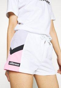 Ellesse - POSCURO - Shorts - white - 4