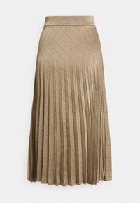 Copenhagen Muse - NOTES - A-line skirt - elmwood - 1