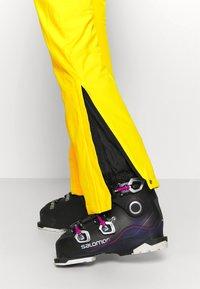 CMP - WOMAN  - Snow pants - yellow - 3