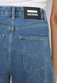Dr.Denim - MEJA - Denim shorts - retro sky blue - 5