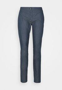 Salomon - WAYFARER TAPERED - Outdoorové kalhoty - mood indigo - 0