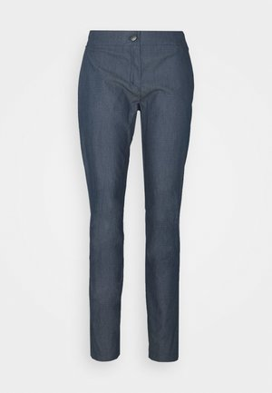 WAYFARER TAPERED - Outdoor trousers - mood indigo