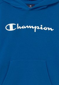 Champion - LEGACY AMERICAN CLASSICS HOODED - Hoodie - royal blue - 3
