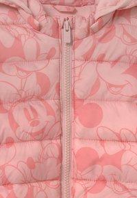 GAP - PUFFER DETACH HOOD - Winter jacket - pure pink - 4