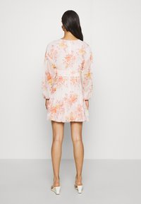 Forever New - BLOUSON MINI DRESS - Day dress - orange - 2